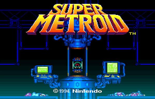 Metroid 3 : Super Metroid
