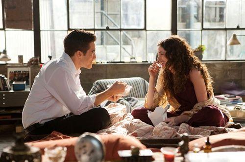Love & autres drogues - Jamie Randall & Maggie Murdock / Jake Gyllenhaal & Anne Hathaway