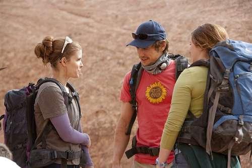 127 heures - Kristi, Aron Ralston & Megan / Kate Mara, James Franco & Amber Tamblyn