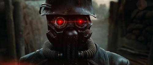 Sucker Punch - Un nazi zombi steampunk / Un Helghast qui s'est perdu