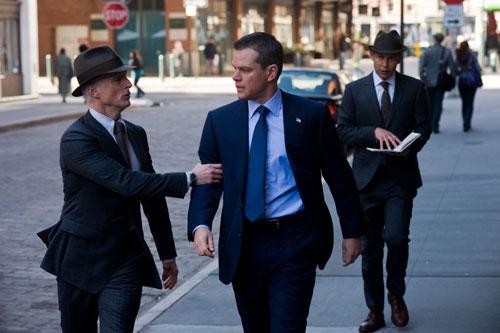 L'agence - Richardson & David Norris / John Slattery & Matt Damon