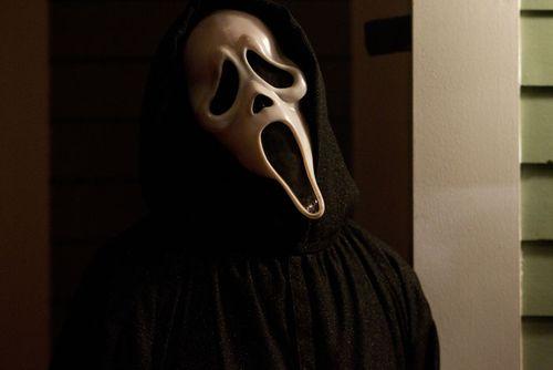 Scream 4 - Ghostface / Ghostface