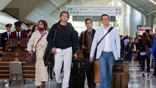 Very Bad Trip 2 - Alan, Phil, Doug & Stu / Zach Galifianakis, Bradley Cooper, Justin Bartha & Ed Helms