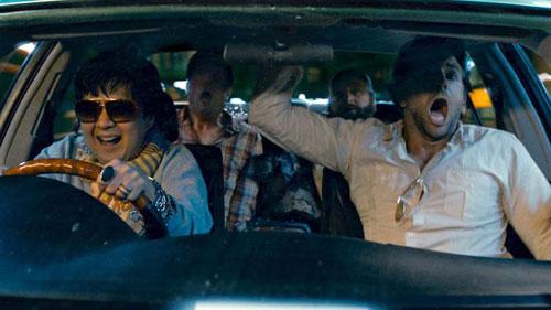 Very Bad Trip 2 - Chow, Stu, Alan & Phil / Ken Jeong, Ed Helms, Zach Galifianakis & Bradley Cooper