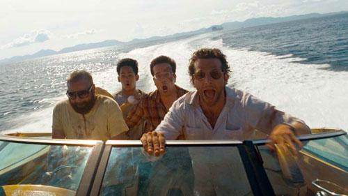 Very Bad Trip 2 - Alan, Teddy, Stu et Phil / Zach Galifianakis, Mason Lee, Ed Helms & Bradley Cooper