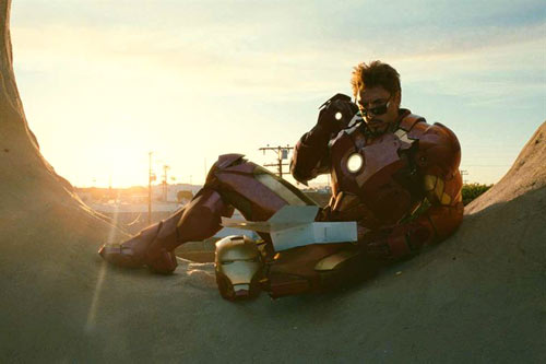 IRON MAN 2 - Tony Stark / Robert Downey Jr