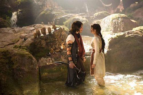Prince of Persia - Prince Dastan / Jake Gyllenhaal - Princesse Tamina / Gemma Arterton