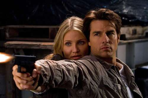 Night and Day - Roy Miller & June Havens / Tom Cruise & Cameron Diaz