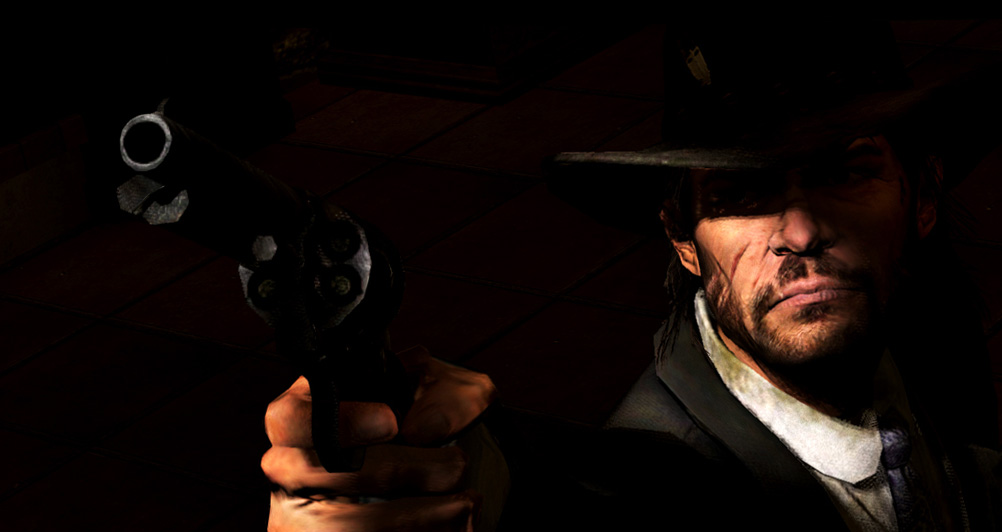 Red Dead Redemption - Header