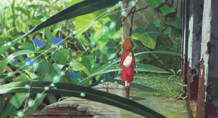 Arrietty le petit monde des chapardeurs - 03