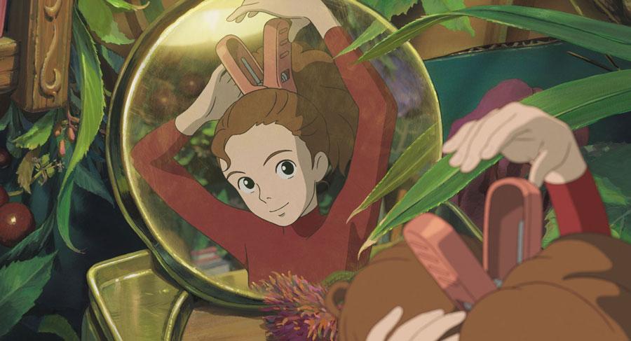 Arrietty le petit monde des chapardeurs - 04