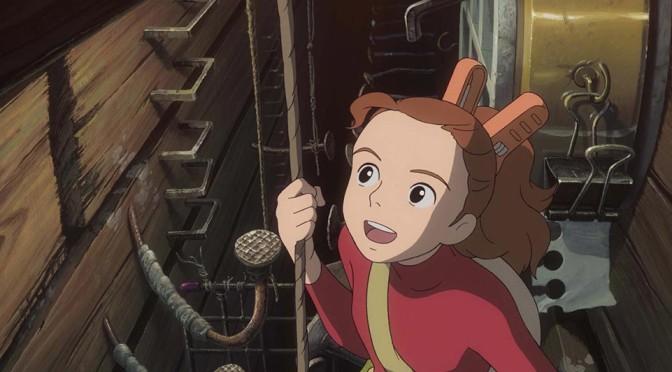 Arrietty le petit monde des chapardeurs - Header