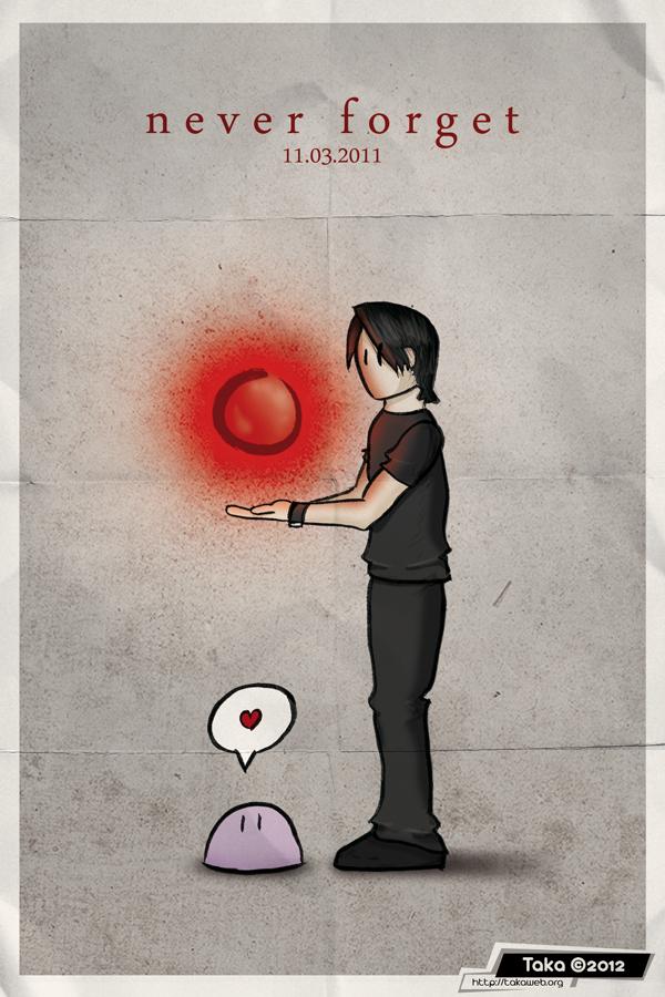 Taka Blog - 0223 - Japon 11.03.2011 - 1an… Never Forget