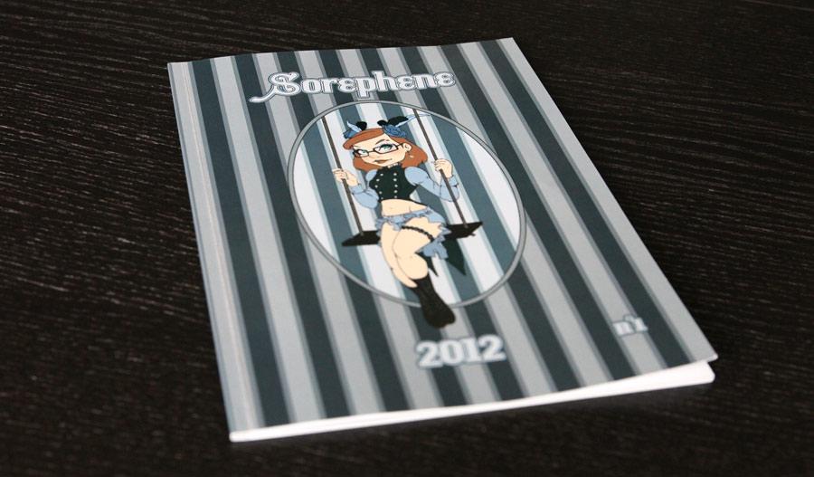 Sorephene 2012 - Artbook #1 - 01