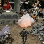 Japan Expo 2012 - Diorama Halo