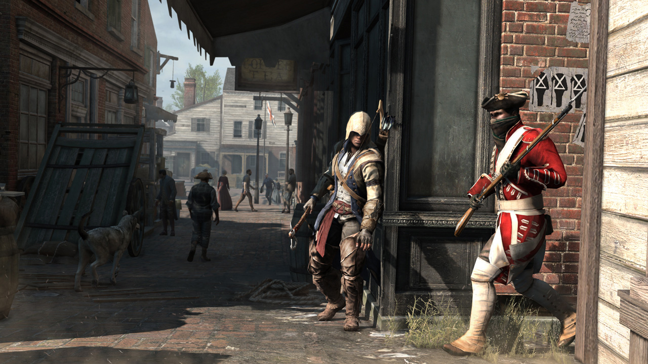 Assassin's Creed III - Technique de fourbe