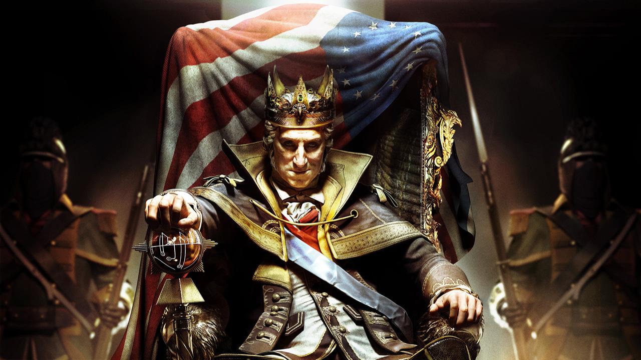 Assassin's Creed III - La Tyrannie du Roi Washington
