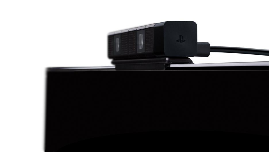 Conférence Playstation 4 - Caméra