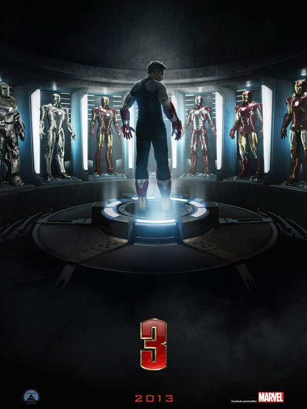 Iron Man 3 - Affiche