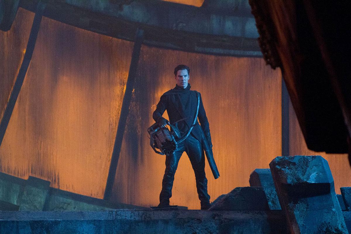 Star Trek Into Darkness - Benedict Cumberbatch / John Harrison