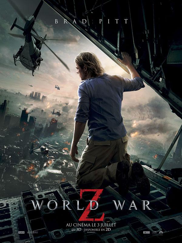 World War Z - Affiche