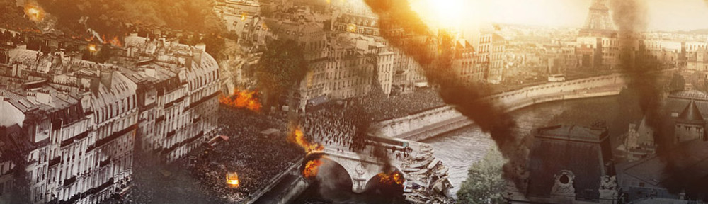World War Z - Header