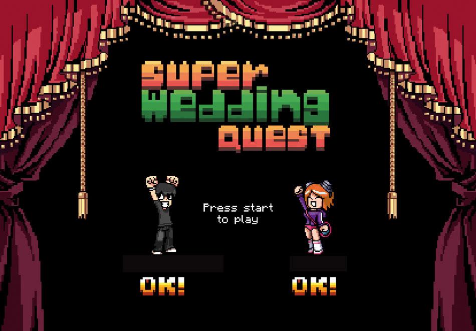 Super Wedding Quest - Start