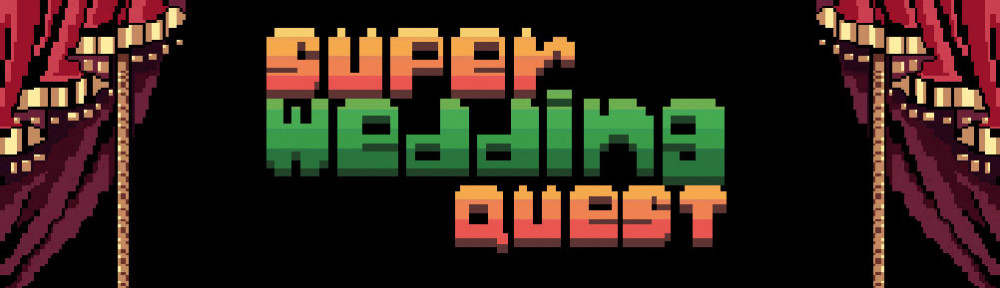 Super Wedding Quest - Header