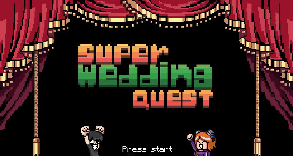 Super Wedding Quest - Header