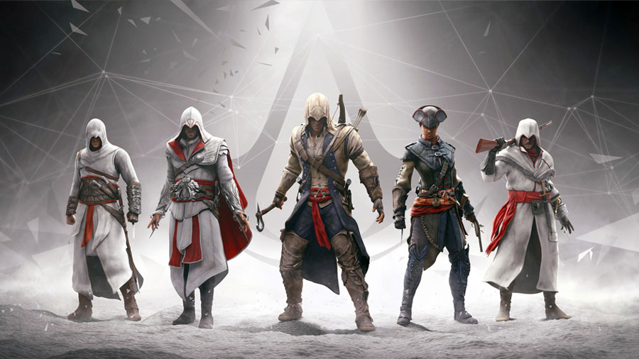 Assassin's Creed - Le point