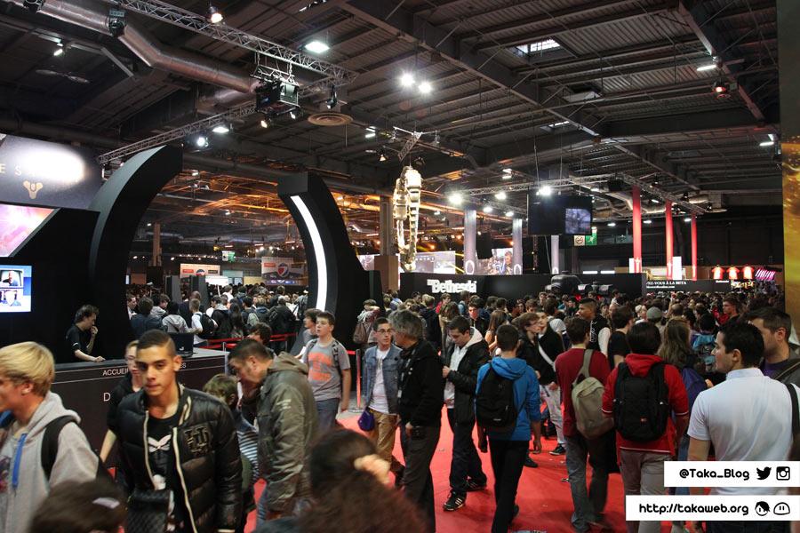 Paris Games Week 2013 - Bethesda & Destiny