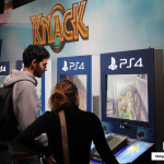 Paris Games Week 2013 - Knack / PS4