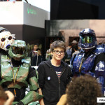 Paris Games Week 2013 - Cosplay Halo