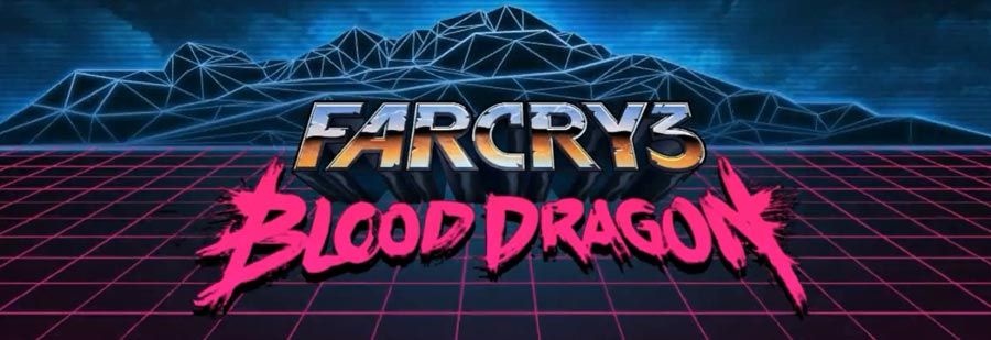 QTE/10 - Far Cry 3 Blood Dragon - 01
