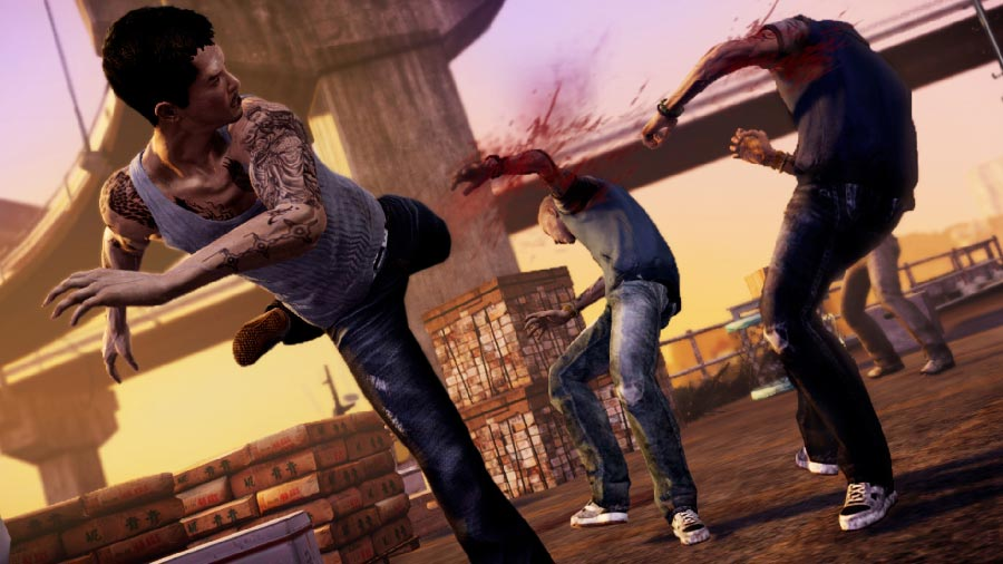 QTE/11 - Sleeping Dogs - 03