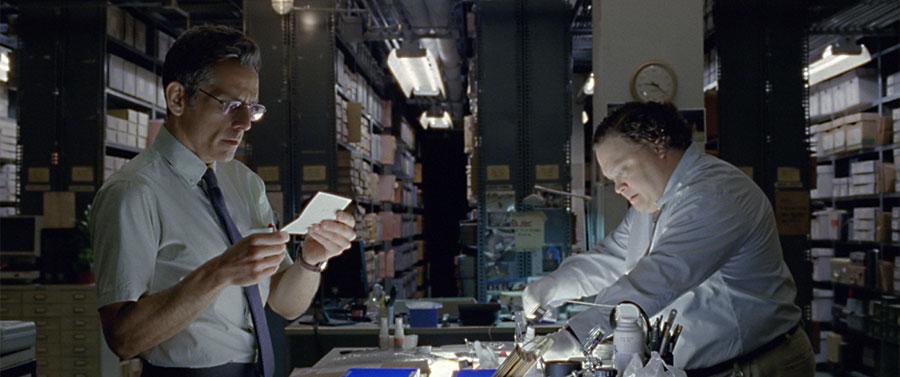 La vie rêvée de Walter Mitty - Walter Mitty & Hernando / Ben Stiller & Adrian Martinez