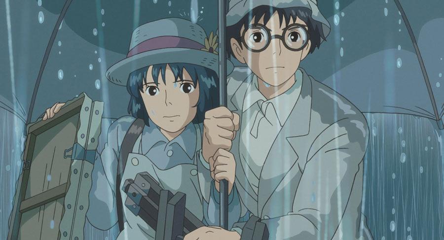 Kaze Tachinu - Naoko Satomi & Jirō Horikoshi