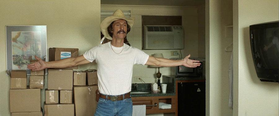 Dallas Buyers Club - Ron Woodroof / Matthew McConaughey