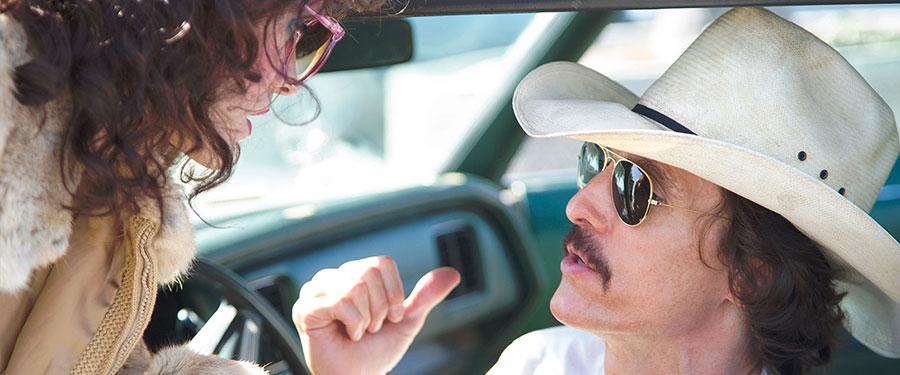 Dallas Buyers Club - Rayon & Ron Woodroof / Jared Leto & Matthew McConaughey