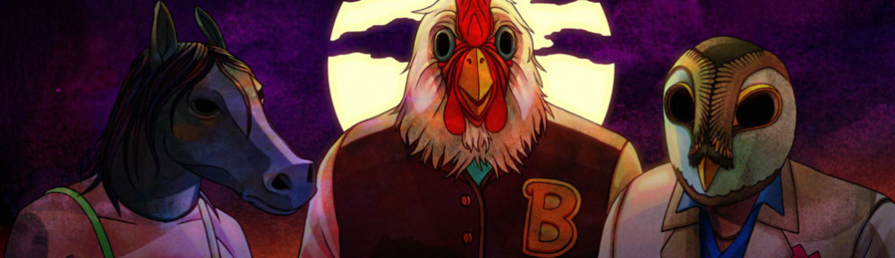 QTE/12 - Hotline Miami - Header