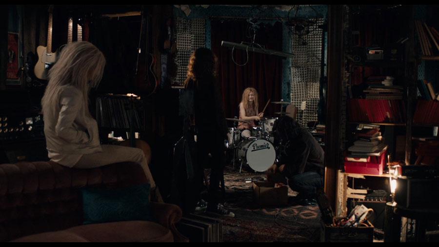 Only Lovers Left Alive - Eve, Ian, Ava & Adam / Tilda Swinton, Anton Yelchin, Mia Wasikowska & Tom Hiddleston