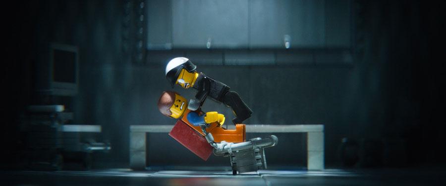 La Grande Aventure LEGO - Emmet & Bon flic-Mauvais flic / Chris Patt & Liam Neeson