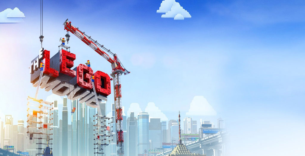 La Grande Aventure LEGO - Header