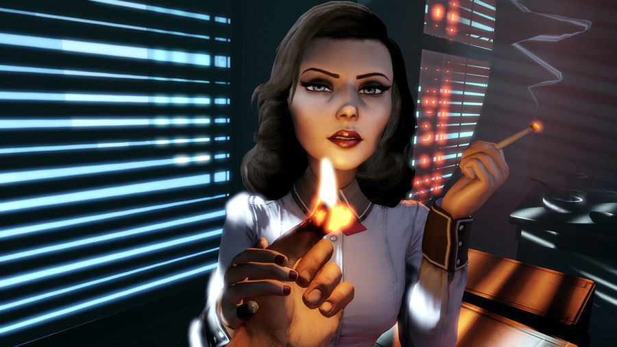 Bioshock Infinite Burial at Sea / Tombeau sous-marin - 02
