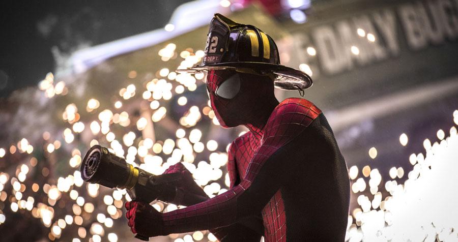 The Amazing Spider-Man 2 - Peter Parker aka Spider-Man / Andrew Garfield