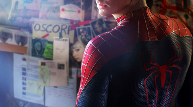 The Amazing Spider-Man 2 – Header