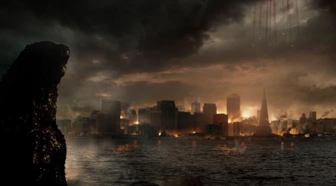 Godzilla – Header