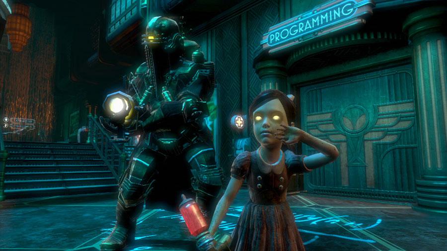 Bioshock 2 : L'Antre de Minerve - 02