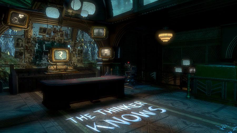 Bioshock 2 : L'Antre de Minerve - 04