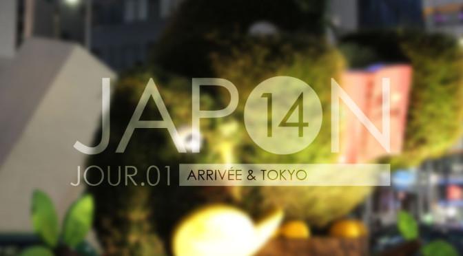 Japon 2014 / Jour 01 . Tokyo - Header